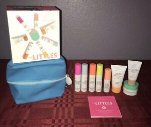 Drunk Elephant The Littles Kit Travel Skin Care Essentials Bundle w/Bag SPF
