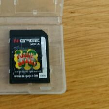 Puzzle Bobble VS for Nokia N Gage, No box