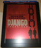[Blu-ray] Django Unchained Steelbook - TRÈS BON ÉTAT