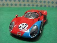 "ALFA ROMEO 33/2  coupè 2000cc. Daytona "" Daytona 1968 ""- 1/43 Best 9120"