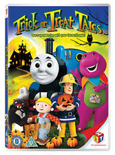 HIT FAVOURITES - TRICK OR TREAT TALES - DVD - REGION 2 UK