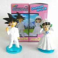 Anime Dragon Ball Z DBZ Young Son Goku/Gokou ChiChi Figure Toy Kids Favor Gifts