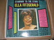 Ella Fitzgerald LP Stairway To The Stars