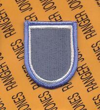 110th MI Bn LRS Long Range Surveillance Airborne beret flash patch #2 m/e