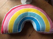 Sass and Belle Rainbow Cushion Soft Toy
