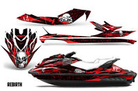 SIKSPAK Bombardier Sea-Doo GTI GTR GTS Jet Ski Decal Wrap Graphic Kit 11-14 RB R