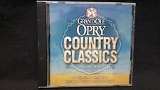 Grand Ole Opry - Country Classics Volume 1 - Instrumental (CD, 2006, Opry)