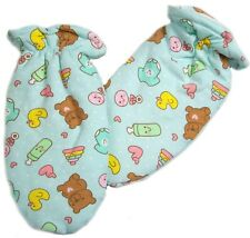 Adult size padded mittens baby things autistic