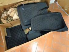Tappetini anteriori  + post Floor mat  Liner,Black, Jeep Renegade mopar original