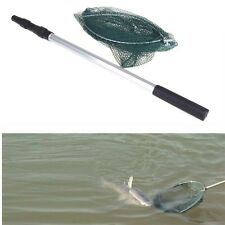 US Shipping Fly Fishing Landing Net-Perfect Low Profile Mesh Net Color