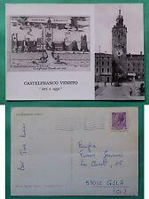 Castelfranco Veneto - ieri e oggi 1974
