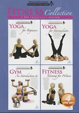 The Fitness Collection - 4 DVD Collectors Edition