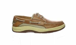 Sperry Top Sider Mens Billfish Tan/Beige Boat Shoes Size 10 (2085296)