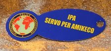 "EK-Chip-Ersatz ""Mein Johann"" IPA International Police Association IPA blau"