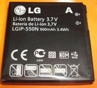 BATTERY LGIP-550N for LG GD510 Pop LG GD880 Mini GS500 Cookie Plus GD570 dLite