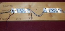 Led Boards-Heavyweights, Anti Flicker Battery, 4 Boards x 4 Leds = 16 Leds Total