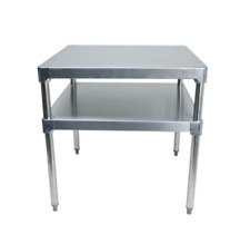 """Rice ,Cooke,r Stand,  Stainless Steel 20"""" x 20"""" x 20"""" H"""