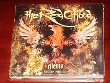 The Red Chord: Clients - Deluxe Edition CD ECD 2006 Metal Blade USA Slipcase NEW
