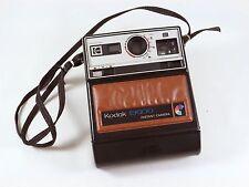 Kodak EK100 Colorburst 100 Instant Camera 1978 with Strap Working Shutter Clean
