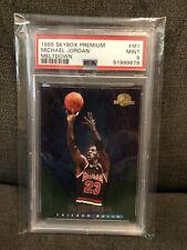 1995 Skybox Premium #M1 Michael Jordan Meltdown PSA 9   LOW POP