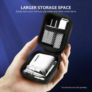 Waterproof Shockproof EVA Hard Case Carry Bag Storage Box For Earphone Airpods