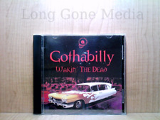 Gothabilly: Wakin' The Dead by Various (CD, 1999, Skully Records)