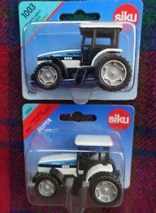 SIKU 1/87 Farming - 1003  2x Lamborghini Traction 265 tractors