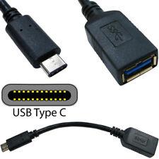 0.15 M USB 3.0 Tipo C Macho a Cable Adaptador De Enchufe/plomo – Mini Teléfono Cargador