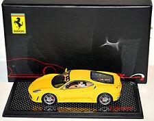 Ferrari F430 Berlinetta 2005-09 amarillo amarillo 1:43 RED LINE