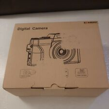 Digital Camera Vlogging Camera for YouTube 30MP Video Recorder Camcorder 180