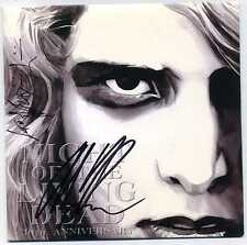 ALEX ROSS Signed NIGHT OF THE LIVING DEAD 30th CD COA Vlad George Romero HTF OOP