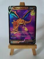 Glurak Charizard Proxy Custom Pokemon Card in Holo