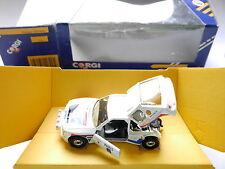 Peugeot 205 rally rallye monte carlo 1985 ya/Harjanne, CORGI 1:36 en boîte!