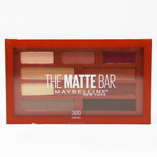 Maybelline New York The Matte Bar Eyeshadow Palette 300 Makeup NEW