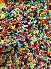 NEW Jewellery Making Beads 2mm - Plastic - 50 Grams