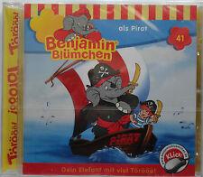 Benjamin Blümchen als Pirat CD Folge 41 (2009)  NEU & OVP noch in Folie Rar