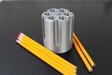 Revolver Cylinder Pencil/Pen Holder - 6-Shot Revolver Hand Gun Cylinder - Znet3D
