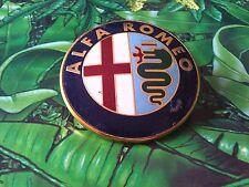 Alfa Romeo ANAGRAMA logotipo CHAPA años 90 simbolo
