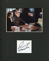 Danny Aiello The Godfather Part II Tony Rosato Signed Autograph Photo Display