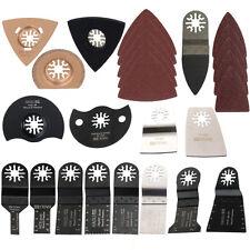 66x Mix Blades for Fein Multimaster Bosch Makita Dremel Multitool Multi Tool