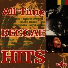 All Time Reggae Hits Eric Donaldson, Derrick Morgan, Junior Byles, Dillin... CD []