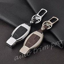 Key Case Ring keyfob Bag For Benz C E S M R Class GLA GLC GLE GLK CLA CLS GL GLS