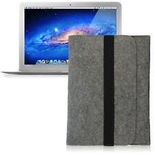 Für Apple MacBook Air Tasche Hülle 13,3 Zoll Laptop-Filz-Cover-Case Sleeve Grau