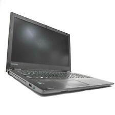 "Toshiba Satellite Pro R50-B-12U 15.6"" computadora portátil i5-4210U 1.7GHz 4GB 500GB-No Batt"