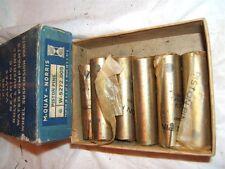 1932-35 Oldsmobile GMC truck Piston wrist pins set/6 vintage usa made