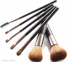 mineral makeup professional synthetic hair 7 pce brush SET best quality NEW