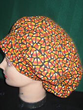 Surgical Scrub Hats/Caps~Corn Candy