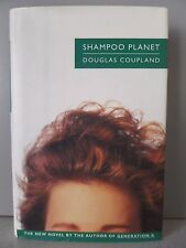 DOUGLAS COUPLAND Shampoo Planet HARDCOVER/DJ/1st/1992 Likely UNREAD!