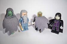 Lego Harry Potter, Figur, Figuren, 4 Stück, Dumbledore, Dementor, Voldemort**