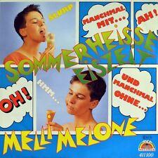 "7"" MELLI MELONE Sommerheisse Eiszeit KLAUS BACK TINI BEIER MCP A 1991 NEUWERTIG!"
